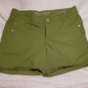 Sonoma Shorts Size 6